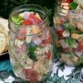 Deli Pasta Salad :: HoosierHomemade.com
