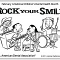 National Pediatric Dental Health Month