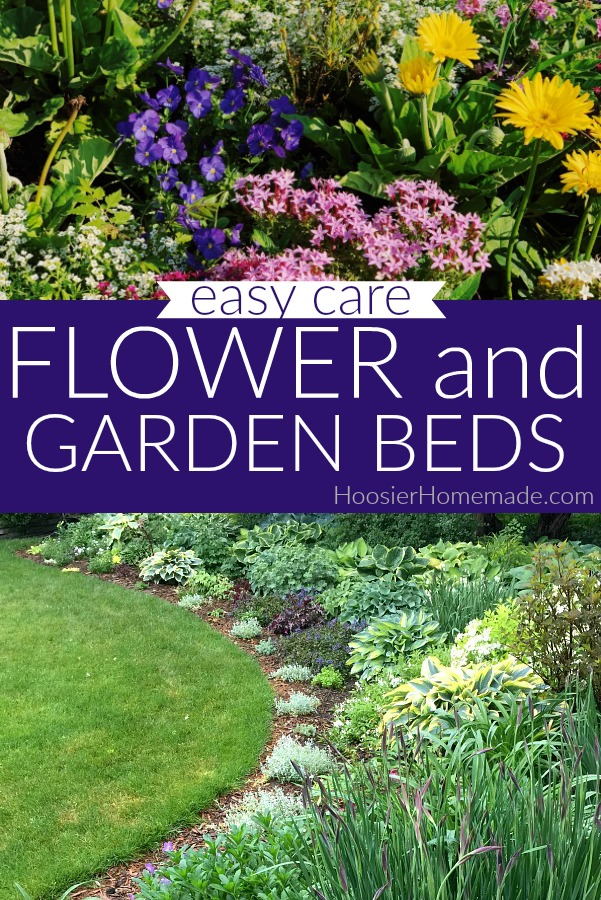 Flower and Garden Beds