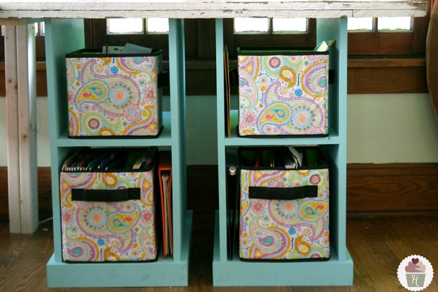 Organizing: Children and Household Papers - Hoosier Homemade