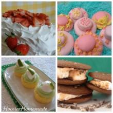 Dessert  collage.2