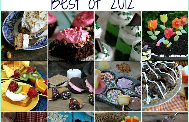 Sweet Treats from HoosierHomemade.com :: Best of 2012