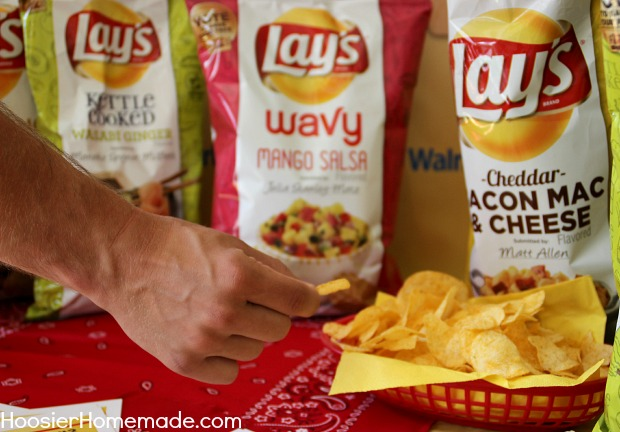 Do Us A Flavor Lays Chips