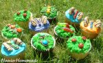 Cupcake Tuesday ~ Earth Day Cupcakes