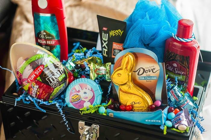 Easter Basket for Teenage Guys