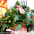 Easter Basket for the Gardener | Details on HoosierHomemade.com