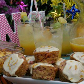 Orange Cranberry Muffins Recipe