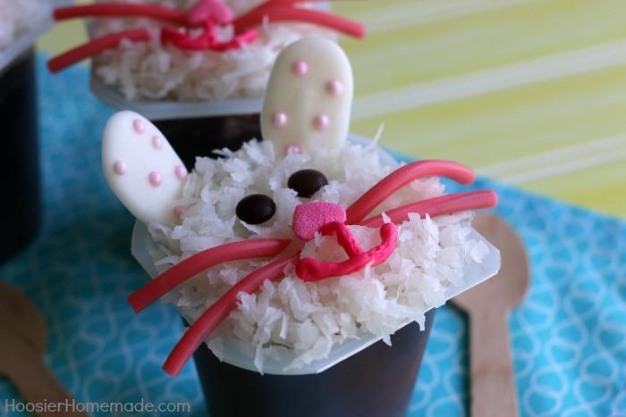 Easter Bunny Snacks