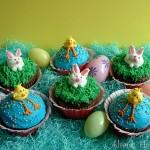 Easter Cupcakes - April 2011