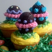 Easter Cupcakes.featured