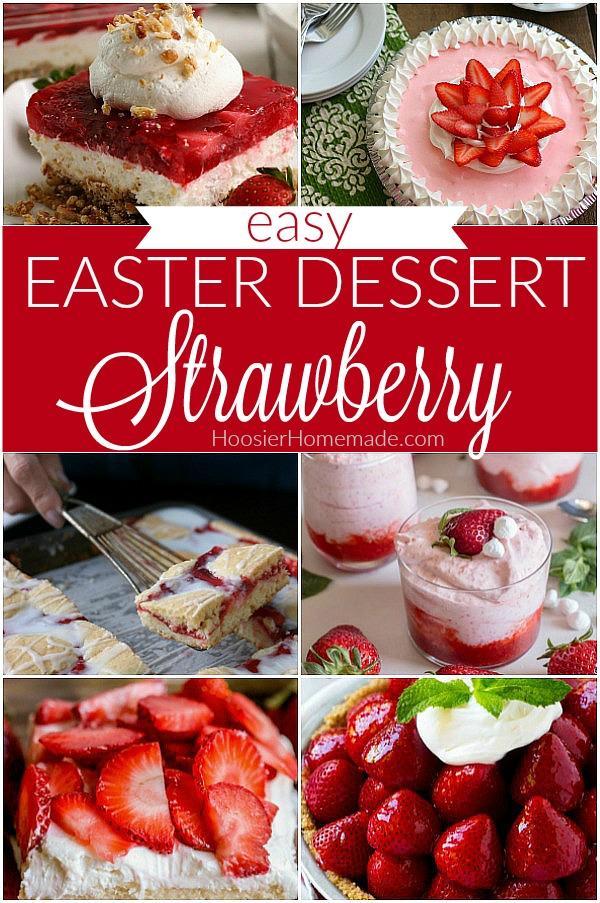 Easter Dessert Hoosier Homemade