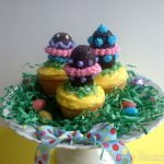 Easter Egg Cupcakes - April 2011