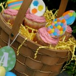 Easter Egg Cupcakes - March 2012