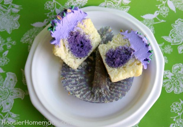 How to bake an Egg in a Cupcake :: Instructions on HoosierHomemade.com