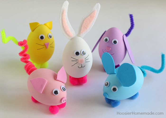 Easter Bunny Decorating Ideas
