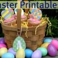 Easter Basket Printables :: HoosierHomemade.com