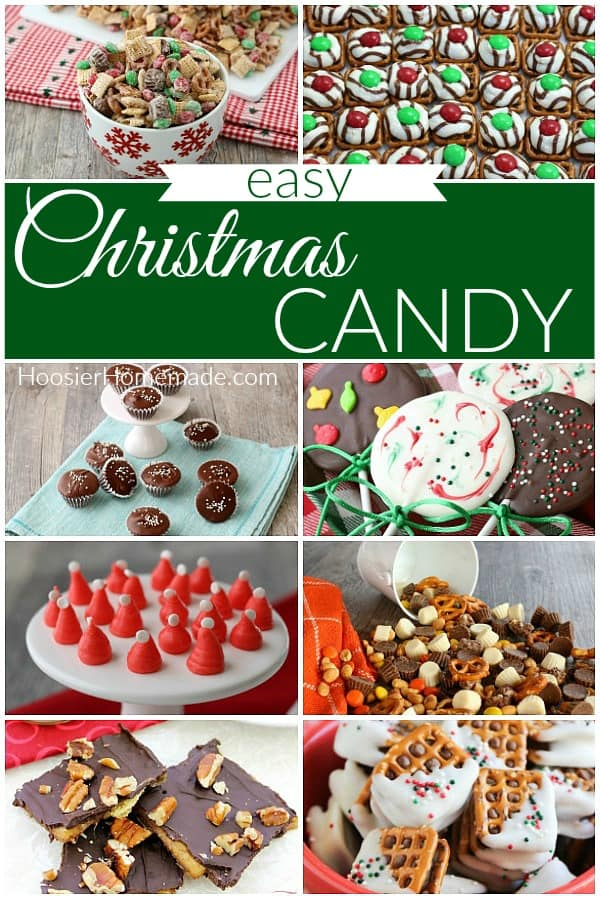 Easy Christmas Candy