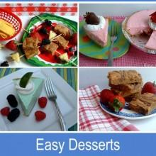 Easy-Desserts