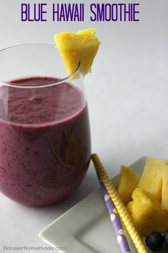 How to make a delicious healthy fruit smoothies