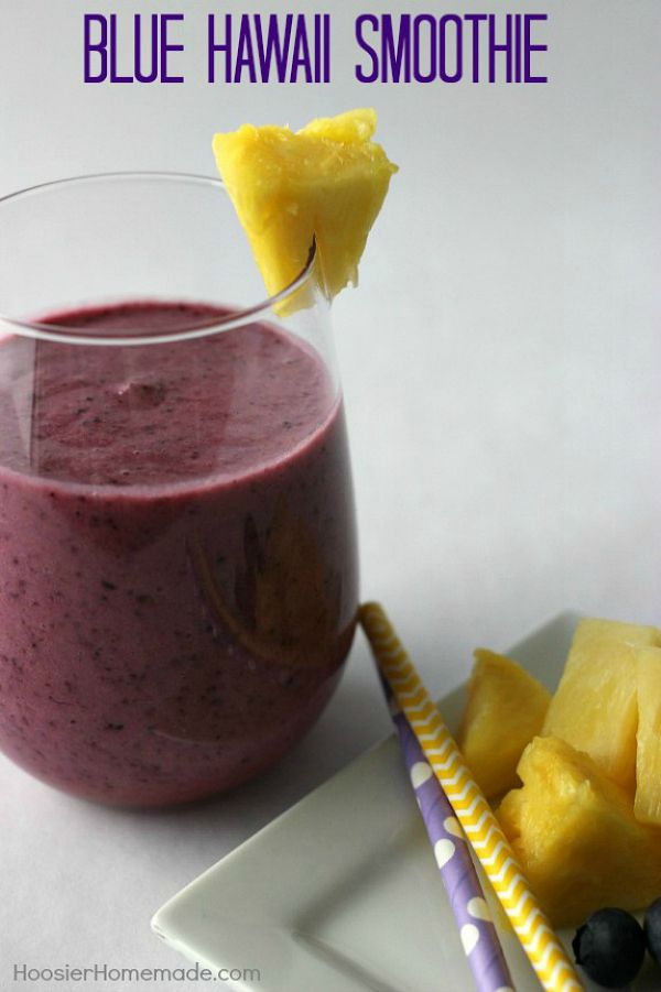 recept fruitshake