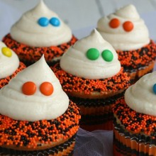 Easy Ghost Cupcakes.feature