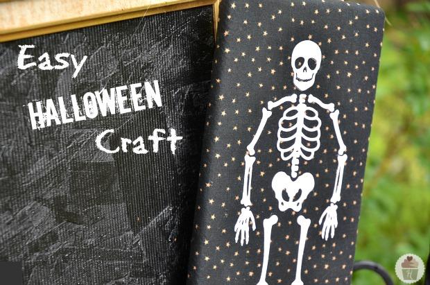 Easy Halloween Craft - Hoosier Homemade