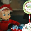 Elf on the Shelf Christmas Printables available on HoosierHomemade.com
