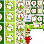 Elf-on-the-Shelf-Printables - November 2012