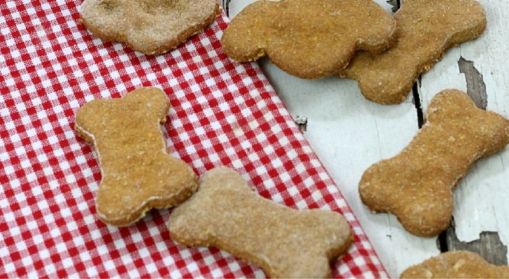 Homemade Dog Treats – 100 Days of Homemade Holiday Inspiration