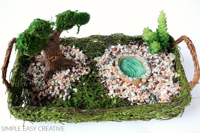 Add trees to Fairy Garden
