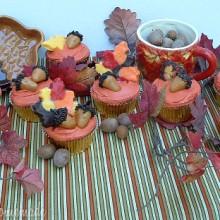 Fall Cupcakes.1