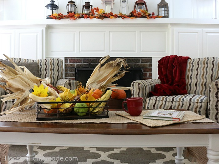 Decorate your home for Fall on a Budget
