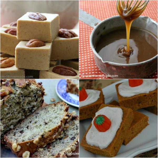 Fall Desserts-Truvia