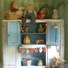 Fall Hoosier Cabinet.1