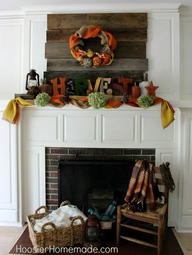 decorate your home with these easy tips for fall decorating bring in the warm colors - Fall Decorations For Home
