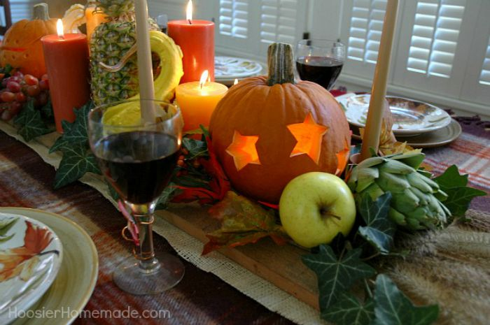 Autumn Decorating Ideas on a budget