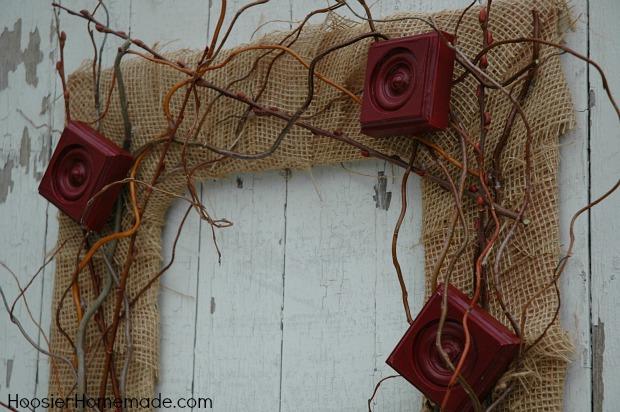 DIY Rustic Wreath