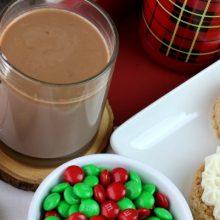 Pillsbury™ Frosted Snowmen Treats with DOVE® Hot Cocoa