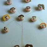 Family Tree Cupcakes