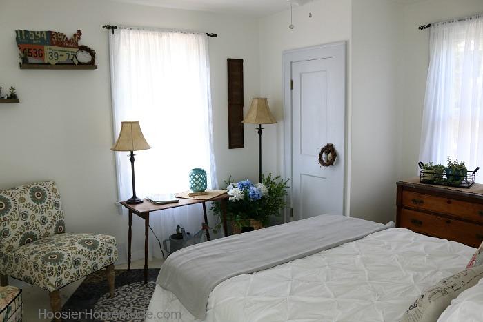 Farmhouse Decor - Bedroom