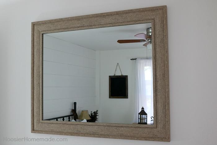Farmhouse Decor Mirror