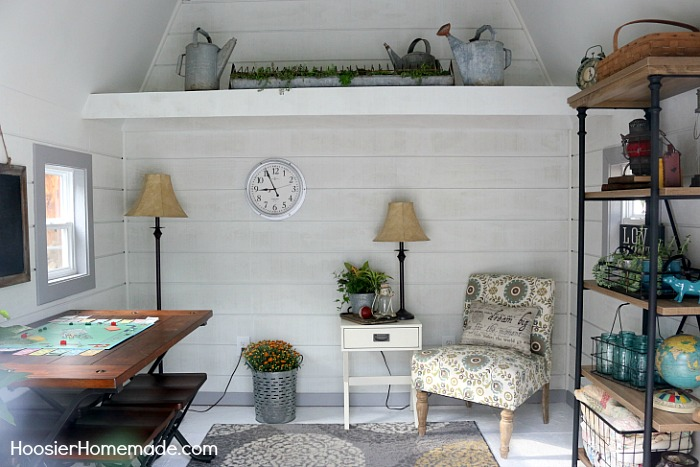 she shed this farmhouse she shed is amazing grab a cup of coffee - She Shed