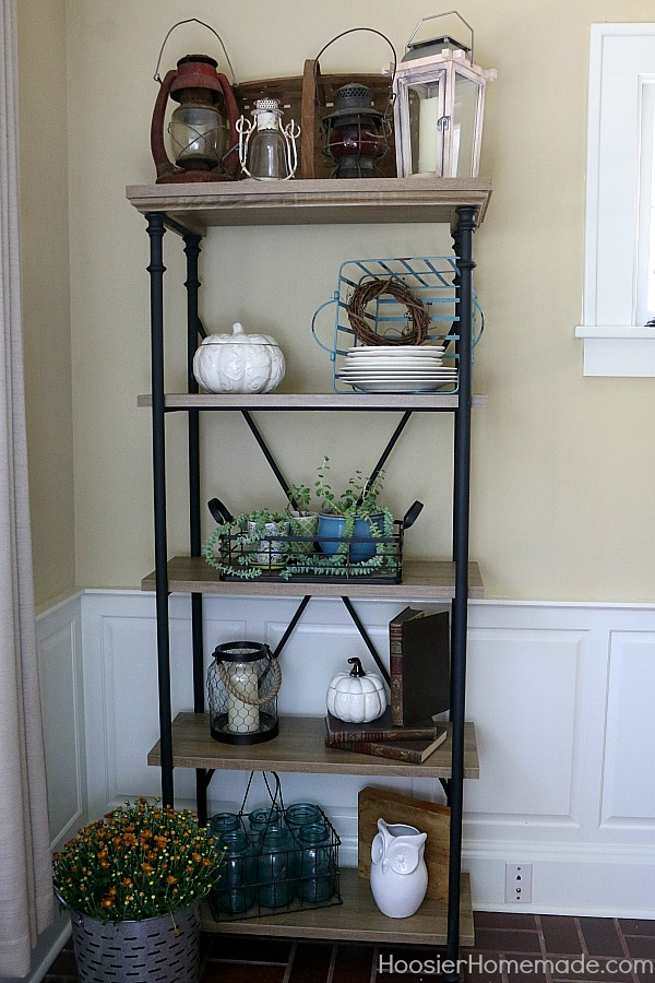 Farmhouse Shelf Decor Transform Your E With This Gorgeous Fill It