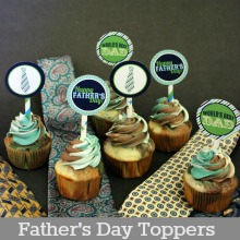 Father's Day Cupcake Toppers.PAGE