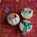 Fathers Day Cupcakes - June 2012