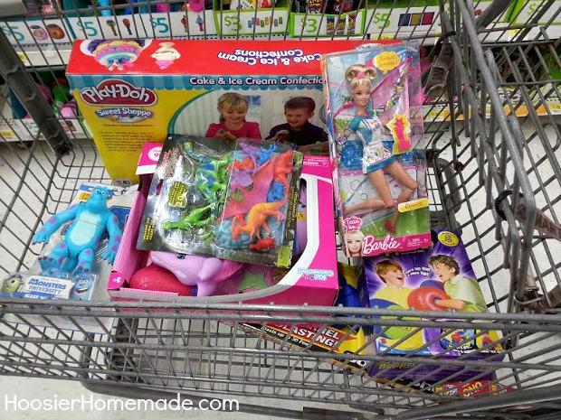 Walmart Christmas Toys For Boys : Fill the truck for children hoosier homemade