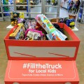 Fill the Truck at Walmart