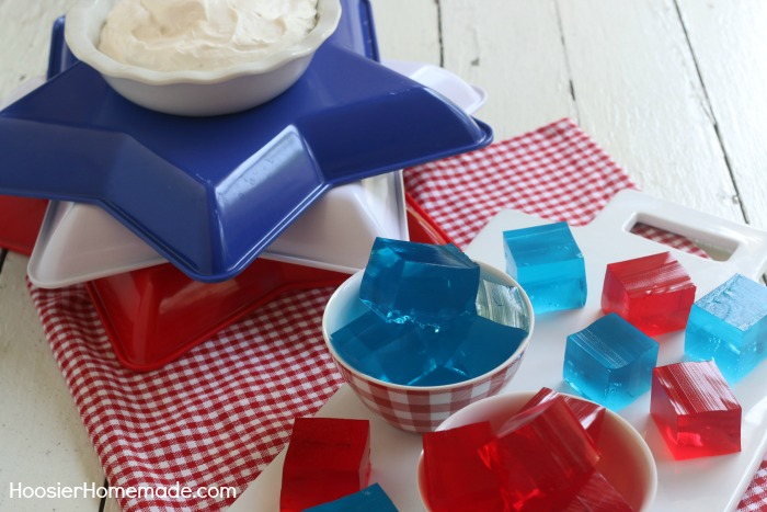 Easy to make Finger Jello