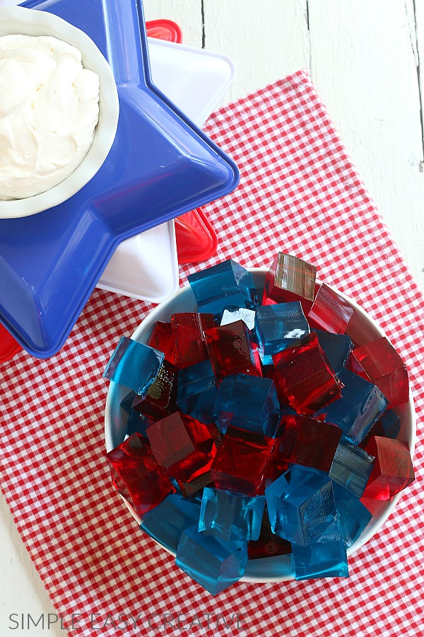 Finger Jello Recipe