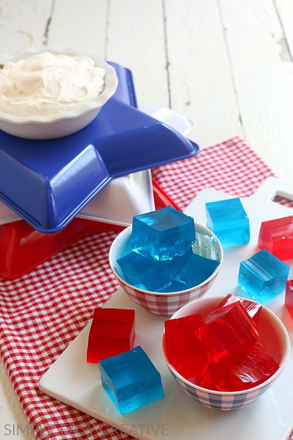 Easy to make Finger Jello